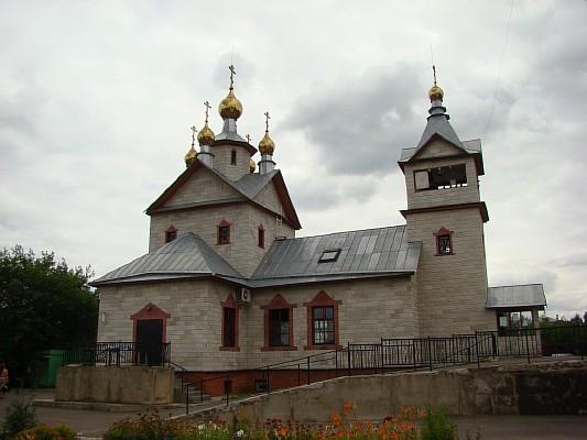 Храм святого апостола Андрея Первозванного в Люблино