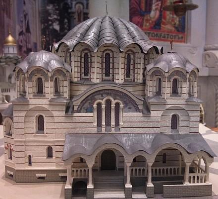 Храм иконы Божией матери Воспитание в Некрасовке